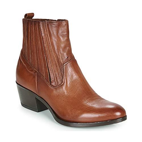 AS98 | Airstep | Western Stiefel - schwarz | Nero, Farbe:schwarz, Größe:38