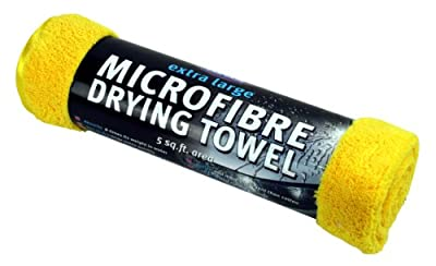 Kent Car Care GKEQ6100 Extra Large Microfibre Drying Towel