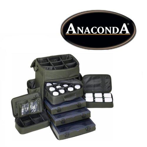 Sänger Anaconda Big Hopper 56x35x48cm 7150807 Karpfentasche