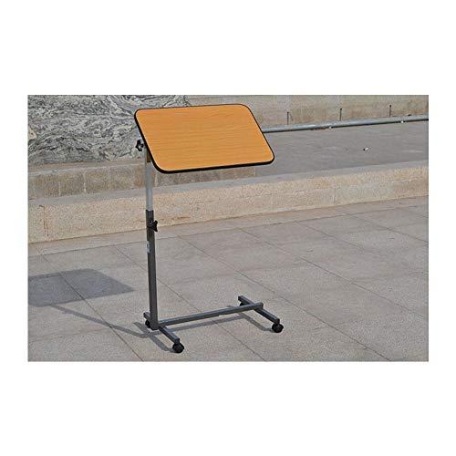 Ergonomische Klapp-krücken (J. SCR Ultra-Light Lift Tragbare Medizinische Nachttisch, Patient Persönliche Pflegebett-Tisch Einfacher Computer-Desk, Ergonomische Tragbare Design, Urlaubsgeschenk)
