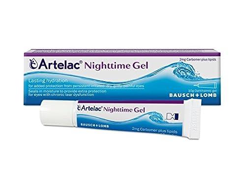 Artelac Nighttime Gel Relief From Chronic Tear Dysfunction / Dry Eye…