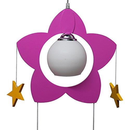 Kinderschlafzimmerlampe LED-Kronleuchter Kronleuchter kreative Cartoon junge Mädchen Kinderzimmer Kinder Auge, Beleuchtung - 2