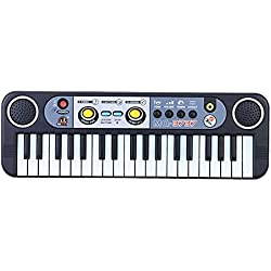 Teclado Piano para Principiantes Amateurs - Andoer® 37 Teclas