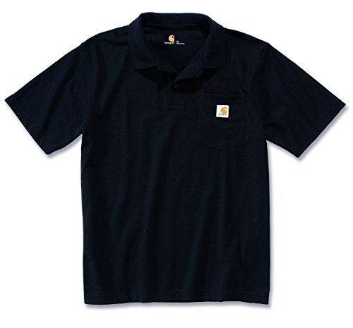carhartt-workwear-t-shirt-contractors-work-pocket-polo-black-m