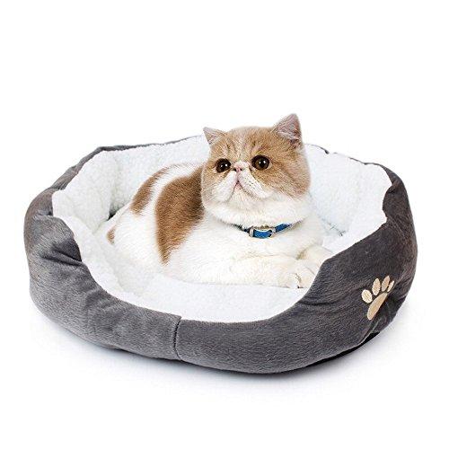 50 * 40 * 14cm Cama Sofá para Mascota Perrera Gato Perro...