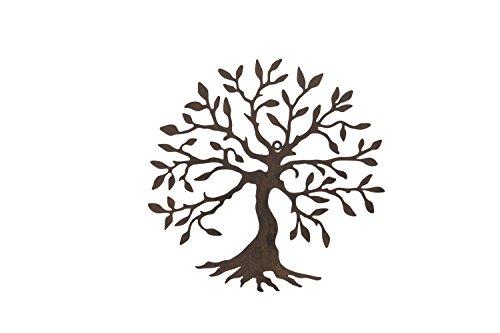 Placa de Pared con diseño de árbol de Londres