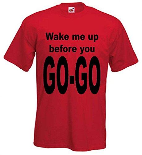 Wake Me Up Before