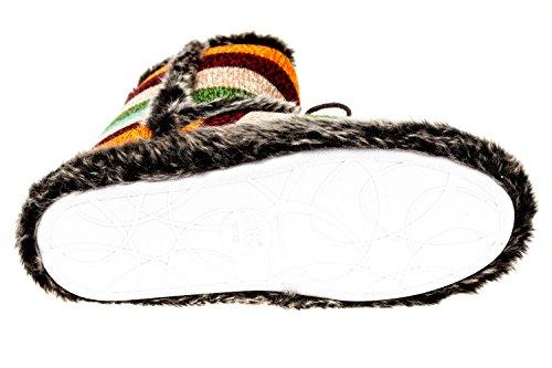 gibra , Chaussons pour femme 42 Multicolore