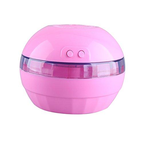 Nuevo humidificador de la luz de la noche de la sinfonía de la casa usb Humidificador de la carga humectador del mini aroma para el sueño, resfriados, tos, piel seca