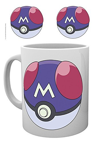 GB eye LTD, Pokemon, Masterball, Taza