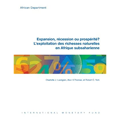 Boom, Bust or Prosperity? Managing Sub-Saharan Africa's Natural Resource Wealth (Departmental Papers)