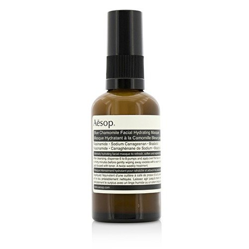 Aesop Blue Chamomile Facial Hydrating Masque 60ml - Hydrating Masque
