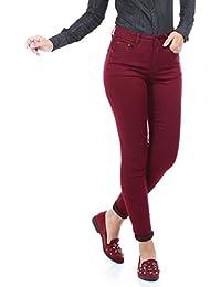 La Modeuse Jeans femme coupe slim