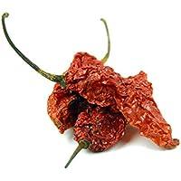 Ghost Chillies Naga Bhut Jolokia Extra Hot Curry Chilli Powder Scorpion Sauce Insanity