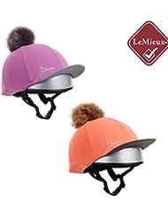 LeMieux Women's Pom Hat Silk
