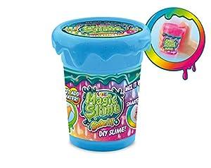CRAZE Magic Slime Shake IT Magic Toy Slime Kids Limo DIY 150 ml en Lata Barril Barro 6 Colores 17418