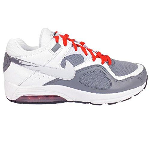 631718 101|Nike Air Max Go Strong Essential White|41 US 8 (Max Nike Air Herren 2014 Weiß)