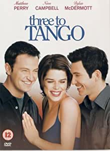 Three To Tango [DVD] [1999]