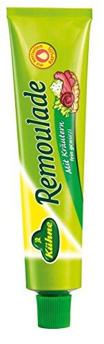 Kühne Remoulade mit Kräutern, 15er Pack (15 x 100 ml)