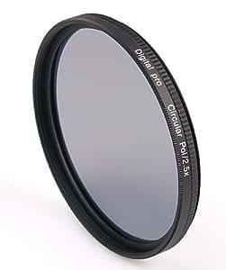 Rodenstock Digital pro Filtre polarisant circulaire ø 58 mm (Import Allemagne)
