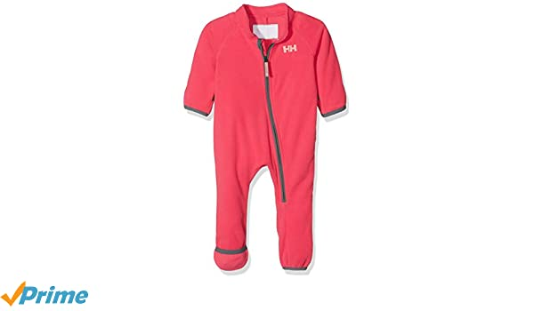 7b9dad215 Helly Hansen Kid's Baby Legacy Fleece Suit, Pink/Magenta, Size 62/3M:  Amazon.co.uk: Sports & Outdoors