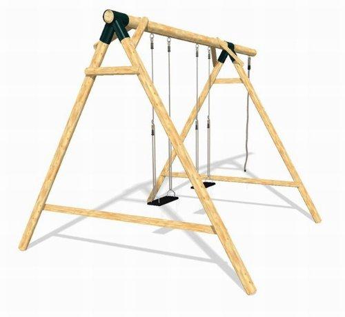 Imagen 3 de LoggyLand 9133 - BOUNCE Swing Set