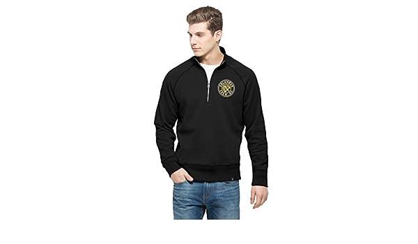 MLS Mens 47 Cross-Check 1//4-Zip Pullover