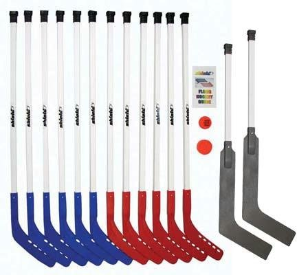 SHIELD 42 in. Deluxe-Hockey-Set, sortiert (Eishockey-torwart-sets)