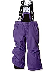 CMP - Pantalones de esquí para niños, color morado (grape), talla 98