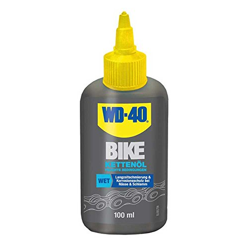 WD-40 Kettenöl Wet 100ml