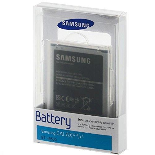Batería EB-B600 (en blister) Samsung Galaxy S4 Batería - i9500 i9505 B600BE 2600mAh 3.8V Iones de litio - (prestar atención baterías originales SOLO embaladas en blister!!) - batería