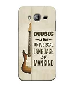PrintVisa Designer Back Case Cover for Samsung Galaxy On5 (2015) :: Samsung Galaxy On 5 G500Fy (2015) (Music Drums Dance Sound Volume Trump)