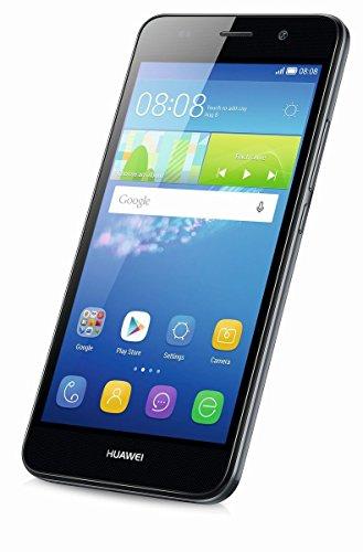 Huawei Y6 Smartphone, 8 GB, Nero Vodafone