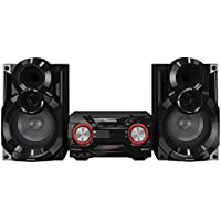 Panasonic SC-AKX400 600W Speaker System with Wireless Audio Streaming (Black)