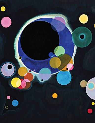 2019 Daily Planner: Full sized page a day planner with a gorgeous BAUHAUS Vasily Kandinsky Several Circles theme cover will keep you stylishly ... day of the year! (Kandinsky Planner, (Sexy Native Kostüme)