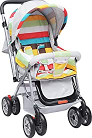 R for Rabbit Lollipop Lite Colorful Baby Stroller and Pram for Baby|Kids|Infants|New Born|Boys|Girls of 0 to 3