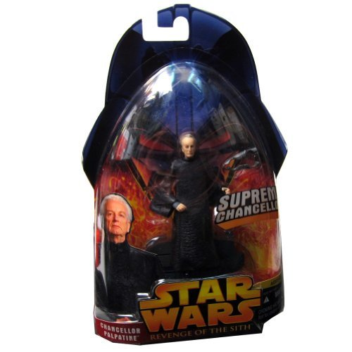 Hasbro 85287 - Star Wars: Revenge of the Sith Collection - Supreme Chancellor Palpatine, No. 14