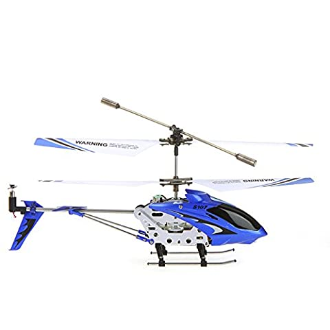 Syma S107G Mini 3.5 Canaux Infrarouge RC Hélicoptère avec Gyroscope
