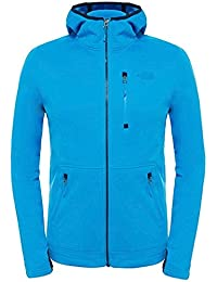 The North Face W Rafford Full Zip Hoodie - Chaqueta para mujer, color azul, talla S