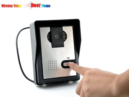 BW Entry Guardian - Wireless Video Door Phone (CMOS Sensor) Camera Security System