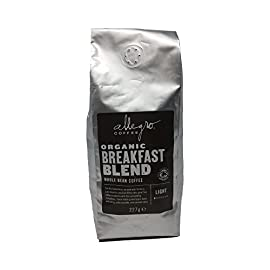 Allegro Coffee Breakfast Blend Whole Bean Coffee, 227g