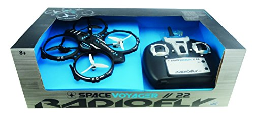 ODS 37925 Radiofly Space Voyager 22 Drone