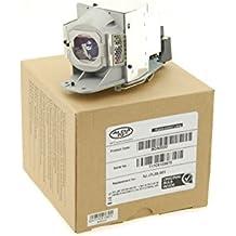 Alda PQ Original, Lámpara del proyector / de repuesto 5J.J7L05.001 compatible con BENQ W1070, W1080ST, W1080ST+ proyectores, Alda PQ lámpara con PRO-G6s caja / montura