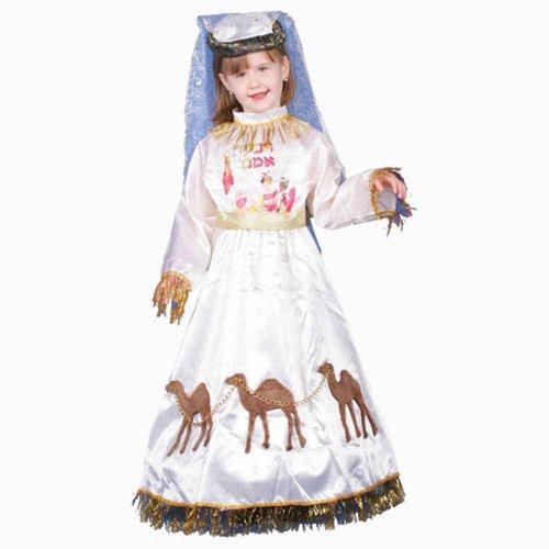 Kostüm Purim Jüdische - Dress Up America Jüdisches Mutter Rivkah Kostüm Set