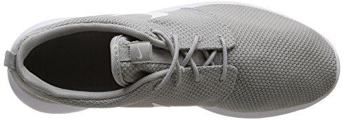 Nike Rosherun, Baskets Basses Homme Blanc (Wolf Grey/White)