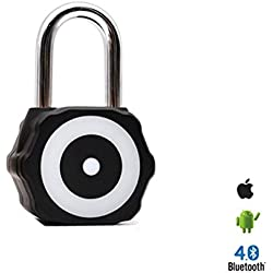 Gelilia Smart Padlock-Keyless Bluetooth Door Lock