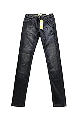 Adidas Neo Womens Denim Dark Blue Skinny Jeans W28 L34