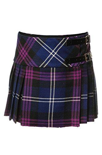 Baby Girls Luxury Scottish Billie Kilt/Mini Skirt Available in 3 Tartans New (9-10 Years, Heritage of Scotland) - Tartan-mini-kilt
