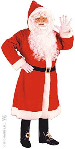 Widmann 1544V - Weihnachtsmannkostüm 6tlg de luxe, (Kostüme Die Kapuze)