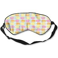 Popsicles Patterns Sleep Eyes Masks - Comfortable Sleeping Mask Eye Cover For Travelling Night Noon Nap Mediation... preisvergleich bei billige-tabletten.eu
